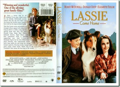 lassie with ET