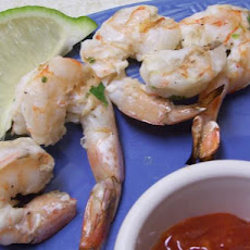 Tequila Shrimp