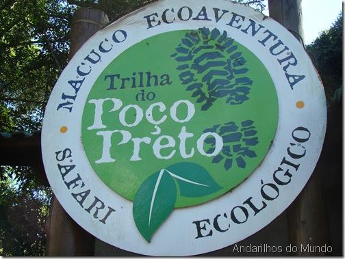 Trilha Poco Preto Onibus Parque Nacional Iguaçu