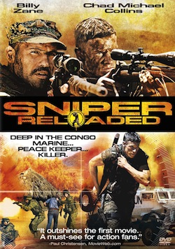 Sniper reloaded poster