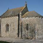 St-Vaast: chapelle des marins