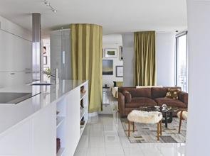 apartamento-moderno-cocina-americana