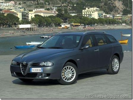 Alfa Romeo 156 Sportwagon 2.0 JTD (2003)4
