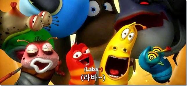 kartun-larva