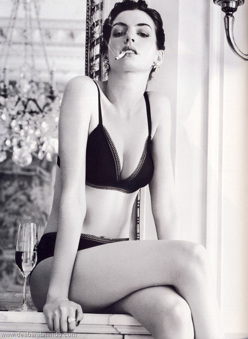 anne hathaway linda sensual sexy desbaratinando  (19)