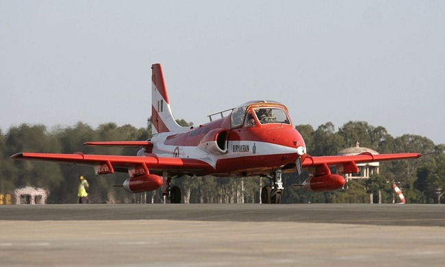 Surya Kiran, Indian Air Force [IAF] Aerobatics Team