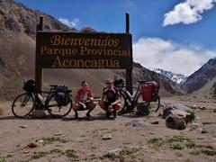 Aconcagua National Park.