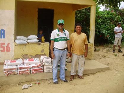 Agricultores de Itinga recebem sementes pra plantio (1)