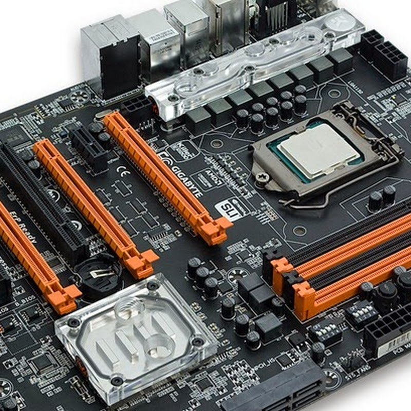 EK Launches GIGABYTE Z97X-SOC FORCE Water Blocks