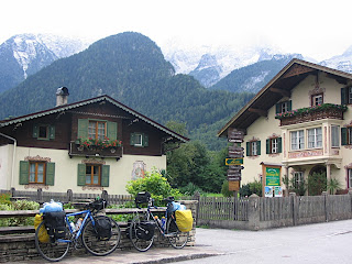 Germany and Austria Bike Touring - Summer 2006