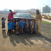 Pre Primary on 4th February 2014 GDA Harni
