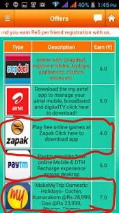 Earn double money apps through