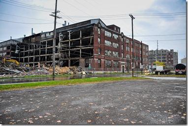 Abandoned Westinghouse plant in Mansfield, Ohio.<br /><br />http://maps.google.com/maps?q=40.76277167,-82.50588000&spn=0.001,0.001&t=k&hl=en