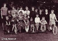 1960 met Janke Meines en Marieke de Rooy