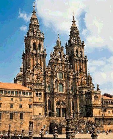 Barroco espa ol arquitectura - Santiago de compostela arquitectura ...