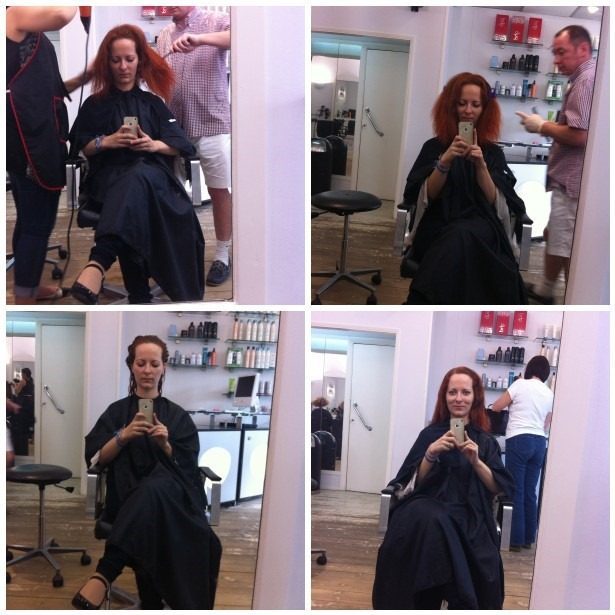 Hair Saga Brazilian Blowdry