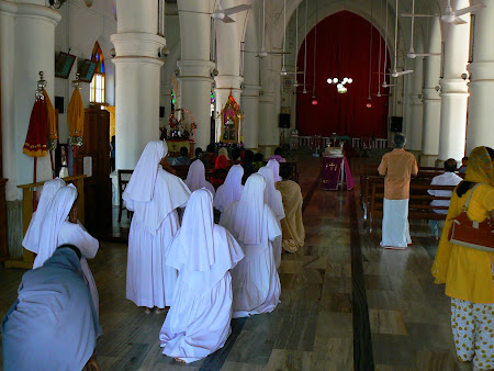 Catholic Kerala: Indian nuns