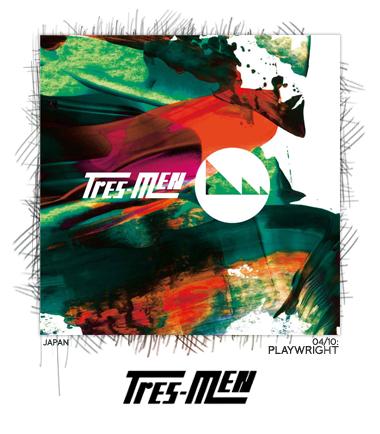 Tres-Men by Tres-Men
