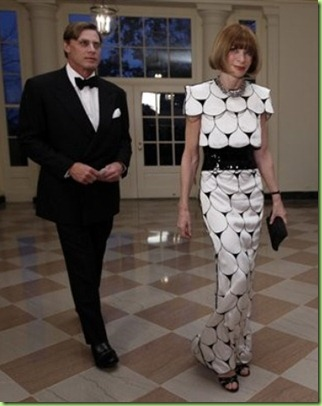 Anna Wintour Shelby Bryan