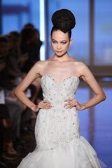 M Ines Di Santo Bridal Fall 2014 - Couture Collection-7
