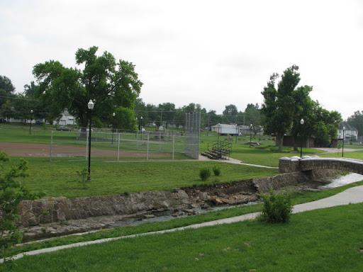 This Boys & Girls Club of Springfield location overlooks the beautiful and expansive Smith Park.