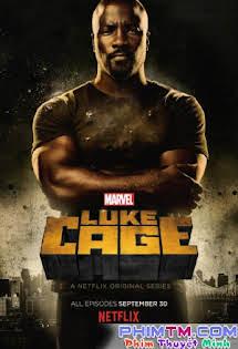 Siêu Anh Hùng Luke Cage :Phần 1 - Luke Cage Season 1 Tập 12 13 Cuối