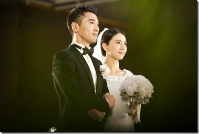 Mark Chao X Gao Yuan Yuan Wedding 赵又廷 高圆圆 婚礼 03