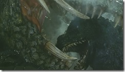 Godzilla vs Biollante Big Bite
