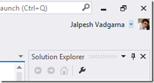 profile-pic-on-visual-studio