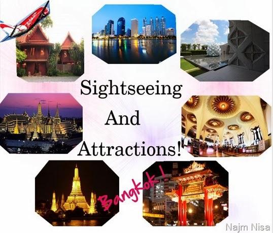 Bangkok alttractions