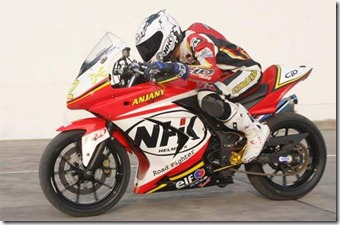 Kawasaki Ninja 250R Racing Tune Up