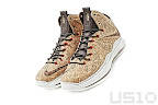 nike lebron 10 gr cork championship 9 02 @KingJames Wears NSWs Nike LeBron X Cork Off the Court