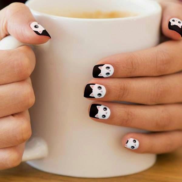 JustFUN: Amazing nails art