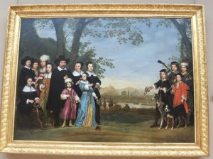 Aelbert Cuyp  Portrait of the Sam Family