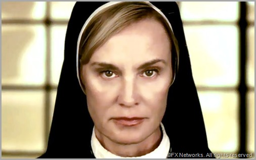 Sister of Perpetual Over Acting. CLICK to visit AMERICAN HORROR STORY online.