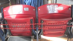 Florida 2013 Red Sox stadium seats for sale 1000