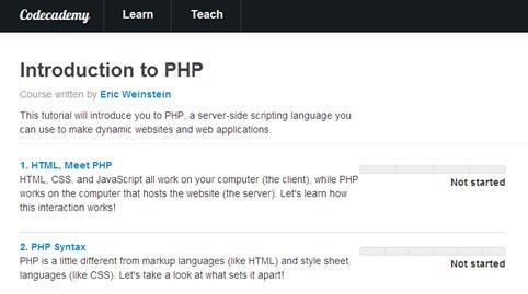 Curso PHP gratis