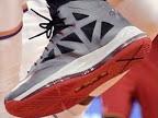 timeline 130303 shoe lebron10 greyredpe 2012 13 Timeline