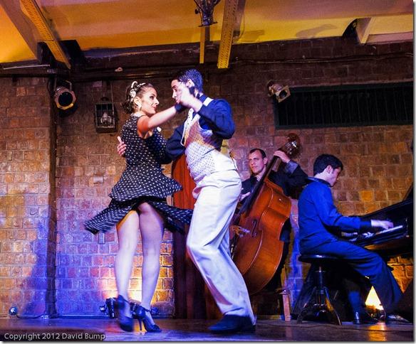 Tango Twirl