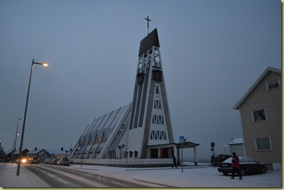 Hammerfest Church