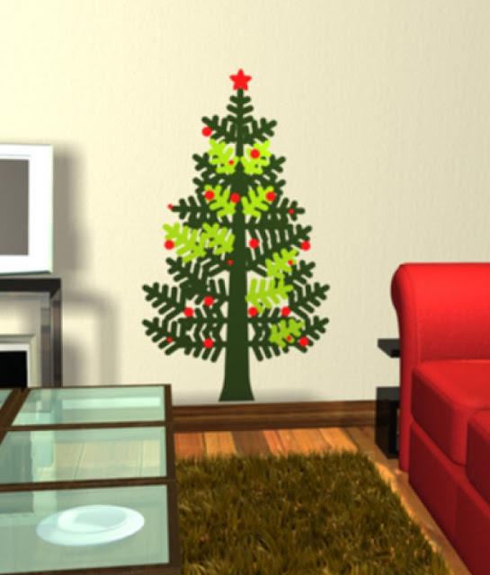 Arbol de navidad original for Como hacer un arbol de navidad original
