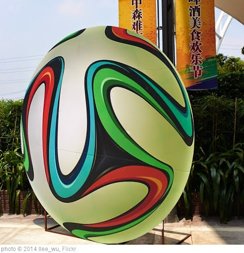 '2014 FIFA World Cup - Brazil' photo (c) 2014, llee_wu - license: https://creativecommons.org/licenses/by-nd/2.0/