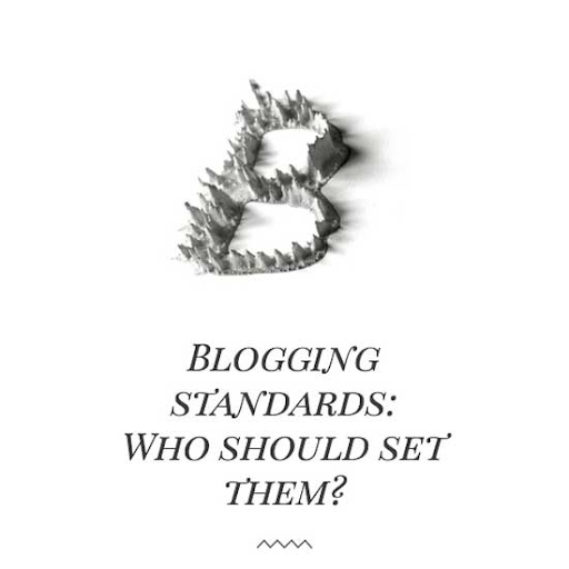 Blogging standards
