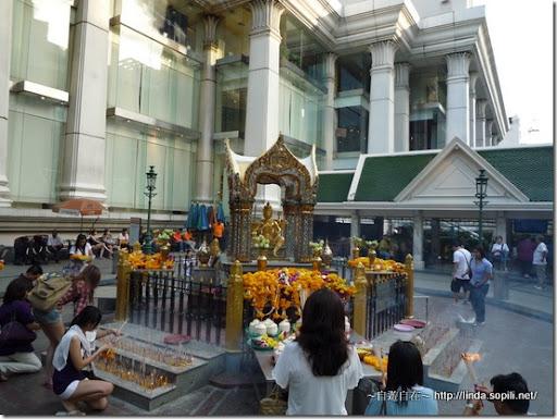 泰國曼谷-四面佛