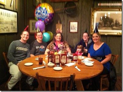 Birthday Group Photo