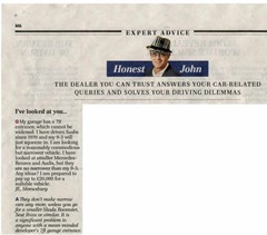 Honest John article Daily Telegraph July 22 2013