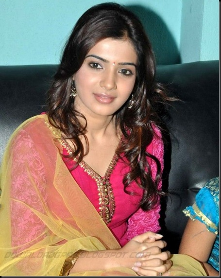 Samantha Latest Cute Stills_1