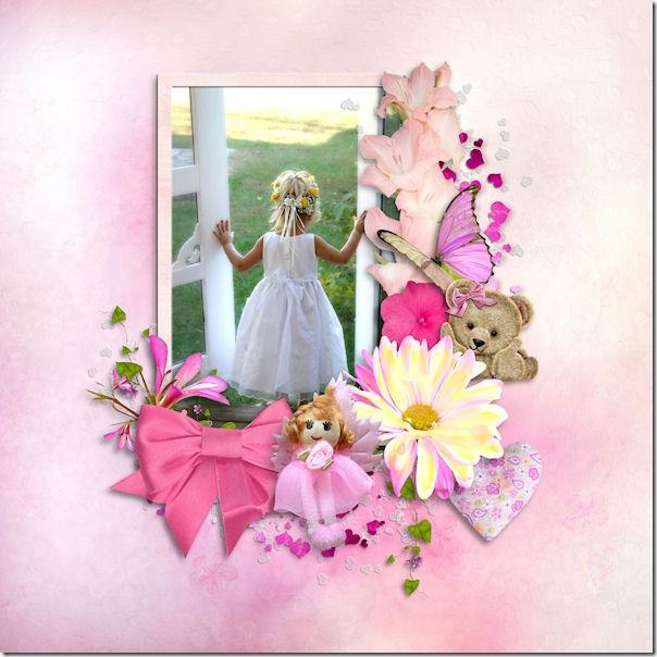 SBOM for ChrisDesign - Sweet little girl cluster prev
