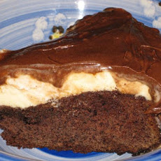 Mud-Slide Ice Cream Cake