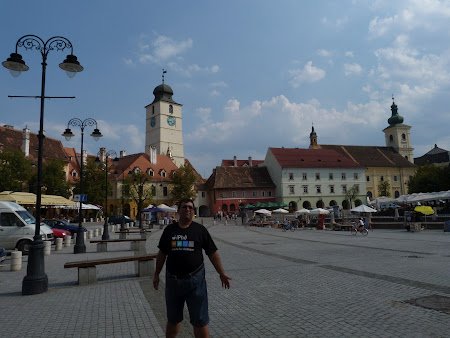 Sibiu: The Small Square